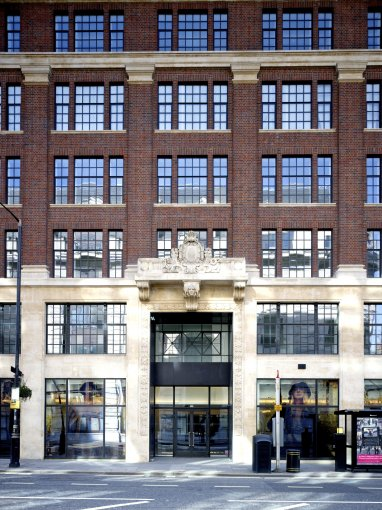Burberry Head Office - Horseferry House