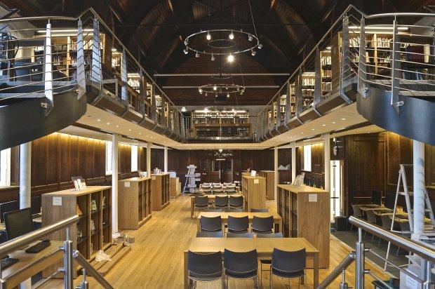 Highgate School - Library