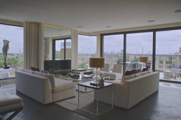 Queens Court Penthouses