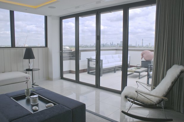 Queens Court Penthouses