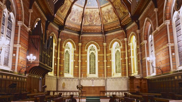 Highgate School - Chapel