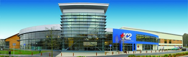 K2 Crawley Leisure Centre